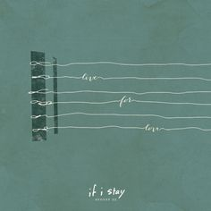 On August 22nd, get ready for #allthefeels. #IfIStay
