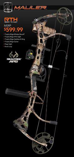 Compound Bows | Mauler | Bear Archery