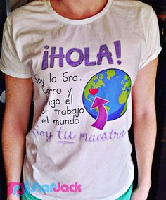 FlapJack Educational Resources: Making T-Shirts: First Day and Spanish Tips