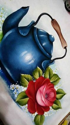 Pintando rosas con Alfre severo vídeo 2. - YouTube Eye Painting, Fabric Painting, Fabric Paint Designs, Tole Painting Patterns, Detail Art, Diy Canvas, Pictures To Paint, Flower Art, Watercolor Paintings