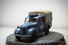 "🇫🇷 MDB 🇫🇷 on Instagram: ""#RAF #royalairforce #tamiya #scalemodel #scalemodelling #plastikmodel #ww2 #britishcar #diorama #maquettiste #vallejo"" Royal Air Force, Tamiya, Scale Models, Diorama, Ww2, Monster Trucks, Instagram, Scale Model"