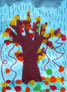 Maestra Caterina: Alberi d'autunno