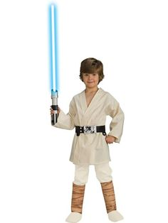 Check out Luke Skywalker Child Costume - Cheap Star Wars Costumes for Boys from…