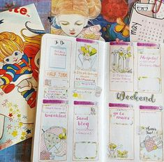 Planner Tips, Planner Pages, Happy Planner, Printable Planner, Year Planner, Planner Organisation, Organization, Blog Planning, Creative Journal