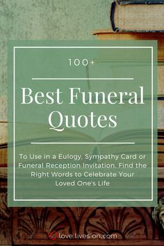 Find heartfelt funeral quotes that can be used in a eulogy or in a sympathy card today. Funeral Speech, Funeral Eulogy, Funeral Readings, Funeral Quotes, Funeral Songs, Funeral Ideas, Funeral Prayers, Funeral Scripture Readings, Eulogy Quotes