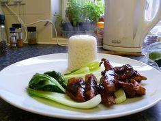 Teriyaki Chicken- easy uni student recipe