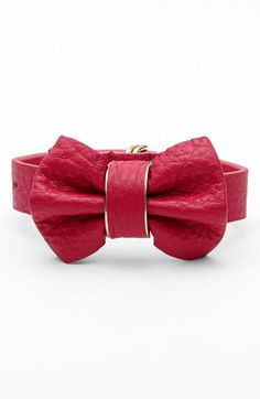Cara Bow Bracelet available at Nordstrom