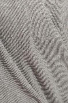 Gray cotton-blend Slips on 50% cotton, 50% polyester Machine wash Designer color: Heather Gray