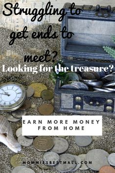 Looking for the treasure? in need of some extra cash? want to change your lifestyle? would you like to have more time for your family and kids? Check out our site Work From Home Tips, Stay At Home Mom, Make Money From Home, Money Saving Mom, Make Money Blogging, Make Money Online, Earn More Money, Ways To Save Money, How To Make Money