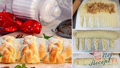 Copatý závin z tvarohového těsta | NejRecept.cz Bread And Pastries, 20 Min, Dairy, Cheese, Food, Author, Luxury, Essen, Meals