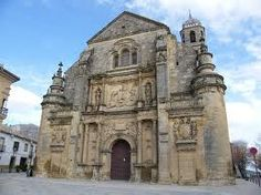 Sacra Capilla de el Salvador Renaissance, South Of Spain, Iberian Peninsula, Mediterranean Sea, Andalusia, Atlantic Ocean, Four Square, Morocco, Notre Dame