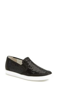 Paul Green 'Coby' Sequin Slip-On Sneaker (Women) available at #Nordstrom