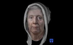 Scientists reconstruct face of 'witch' due to be burned to death
