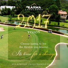 Enjoy various Klub amenities amidst tranquility and clean air. Choose life at Karma.