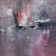umj.art - Ulla Maria Johanson: 2017-11-23 #1109NoticeableAcrylic on board, 15x1...