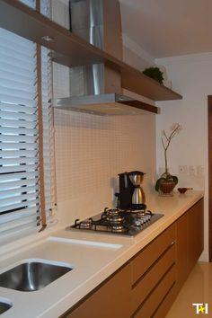 Cozinha planejada / móveis planejados/ Teia + Iara