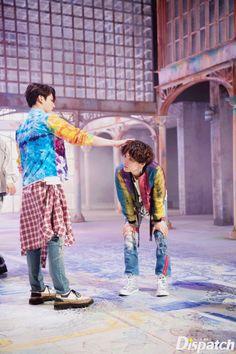 Dispatch X #BTS #JUNGKOOK #SUGA #FAKE_LOVE