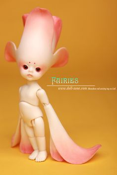 Bjd fairy! So adorable.
