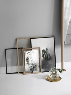 Only Deco Love: Simple frame styling with Desenio and a 25% discount code.