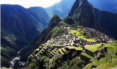 Stunning landscape view of Machu Picchu. One of the most interesting facts about this place is that there is still things which are yet to be discovered.
