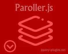 Paroller.js – Parallax Scrolling jQuery Plugin #scroll #effect #parallaxScroll #parallax #jQuery #mobile