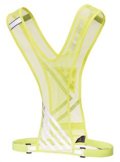 Nathan Bandolier Vest Safety Yellow