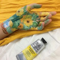 painting on each other actually sounds like a really cute date idea