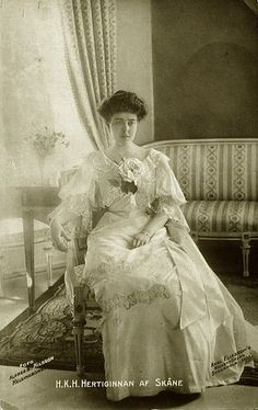 Margaret, Crown Princess of Sweden nee Princess of Connaught  1882 – 1920