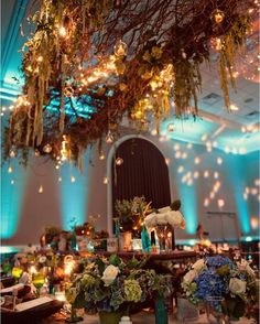 Loving the fab touch of teal #uplighting  #texturelight #gobos at this #event!:#AvesPhotographicDesign