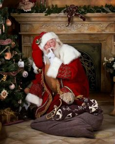 ✴Buon Natale e Felice Anno Nuovo✴Merry Christmas and Happy New Year✴ Merry Christmas To All, The Night Before Christmas, Father Christmas, Santa Christmas, Country Christmas, Christmas Pictures, Vintage Christmas, Christmas Time, Illustration Noel
