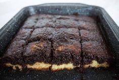 Víkendový rychlo koláč připravený za 5 minut: Čokoládová fantazie s marmeládou!