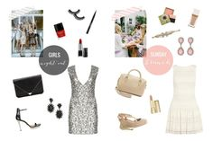 Three fabulous outfit ideas for what to wear for a bachelorette weekend getaway