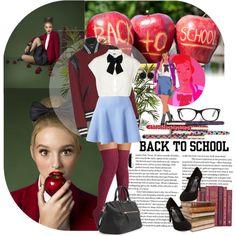 """Back to School"" by katrina-byrd-jones on Polyvore"
