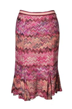 #Missoni #pink #skirt #MyMint #Fashion #Clothes #Vintage #Secondhand #Onlineshopping