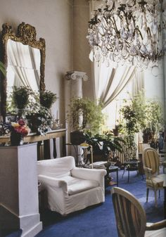 LOU LOU AT HOME - Mark D. Sikes: Chic People, Glamorous Places, Stylish Things
