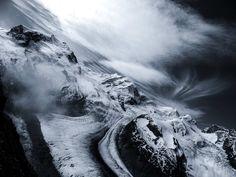 Beautiful Monochrome Landscapes by Alex Farrow-Hamblen #inspiration #photography