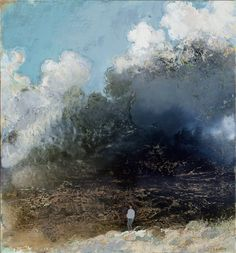 Tuomo Saali, Lowlands, oil on canvas 2011