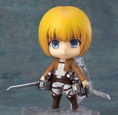 Armin Arlert Nendoroid Figure ~ Attack on Titan $55.00 http://thingsfromjapan.net/armin-arlert-nendoroid-figure-attack-titan/ #attack on titan #Japanese anime figure #anime stuff