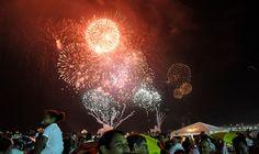 Cristmas and New Year celebration in Rio de Janeiro