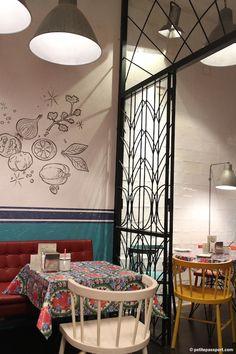 Nino Viejo Barcelona, the brand new restaurant of Albert Adria and Paco Mendez (former El Bulli) in Barcelona by Petite Passport #barcelona