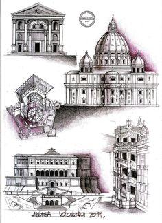 Renaissance Architecture by dedeyutza on DeviantArt