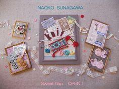 砂川直子のsweet quilts