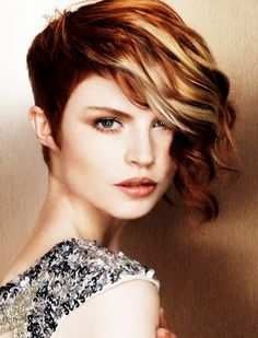 Short Party Hairstyles 2013 for Women