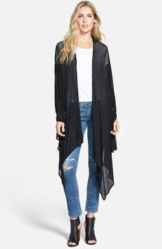 Looking for the perfect long cardigan.