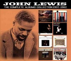 John Lewis - Classic Albums Collection: 1957-1962