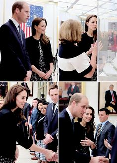 The Cambridges ♕ — Catherine, Duchess of Cambridge and Prince...