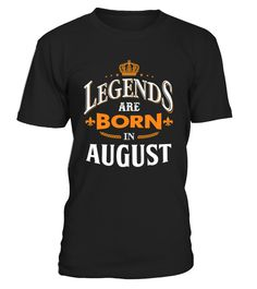 Legends Are Born In August T-shirt - Birthday TShirt, Gift For Birthday   The Best Are Born In August Shirt, All Men Are Created Equal, But Only The Best Are Born In August    TIP: If you buy 2 or more (hint: make a gift for someone or team up) you'll save quite a lot on shipping.     Guaranteed safe and secure checkout via:   Paypal | VISA | MASTERCARD     Click theGREEN BUTTON, select your size and style.     ▼▼ ClickGREEN BUTTONBelow To Order ▼▼       THANK YOU!       To contac...
