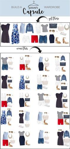 Summer Capsule Wardrobe with @macys – Just Posted #macyslove #ad #justpostedblog