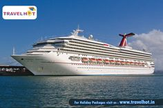 Cruise Ship in Goa....