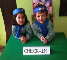 Educació Infantil - Escola Bergantí: Castellano P4: VOLAMOS !!